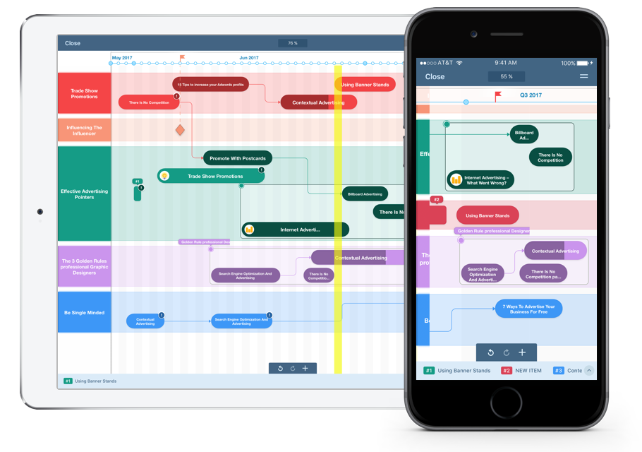 Roadmap Planner Downloads Download Roadmap Planner on iOS